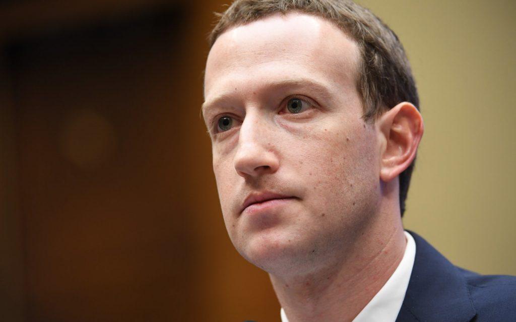 Mark Zuckerberg - Washington, DC