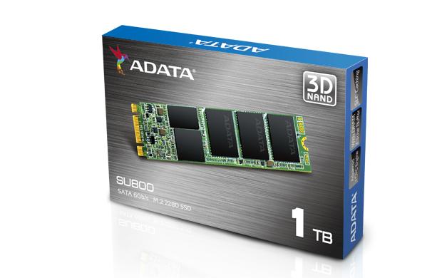 Ревю на Ultimate SU800 3D NAND SSD от ADATA