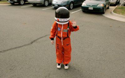 Девет годишен експерт по извънземни подаде заявление за работа в НАСА