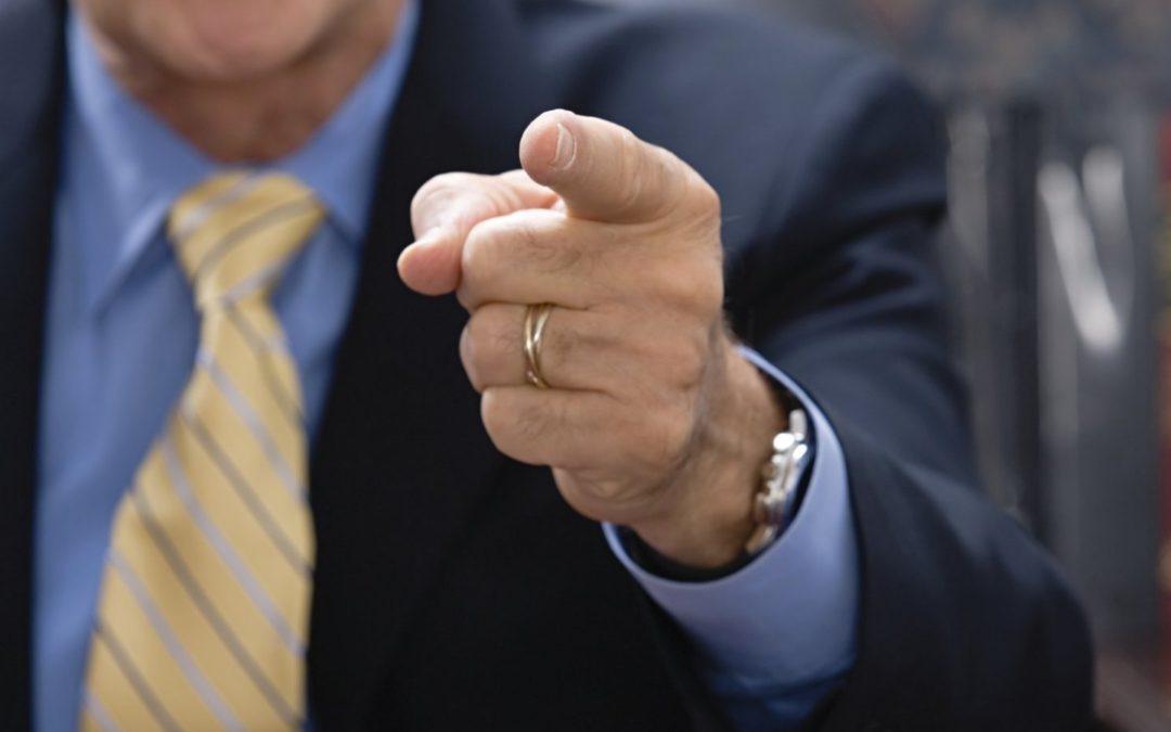 Кои са сигурните знаци, че шефът ви мрази?