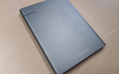 Ревю на преносимото зарядно устройство VARTA PORTABLE POWERBANK