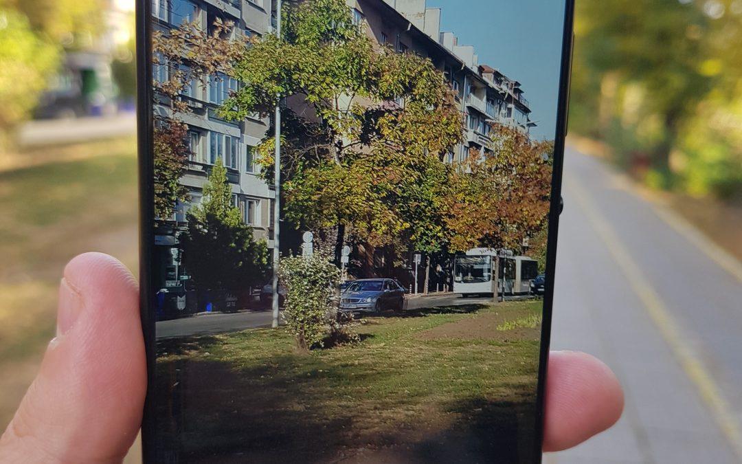 Xperia XA2 от Sony – смартфон, оптимизиран за качествени снимки