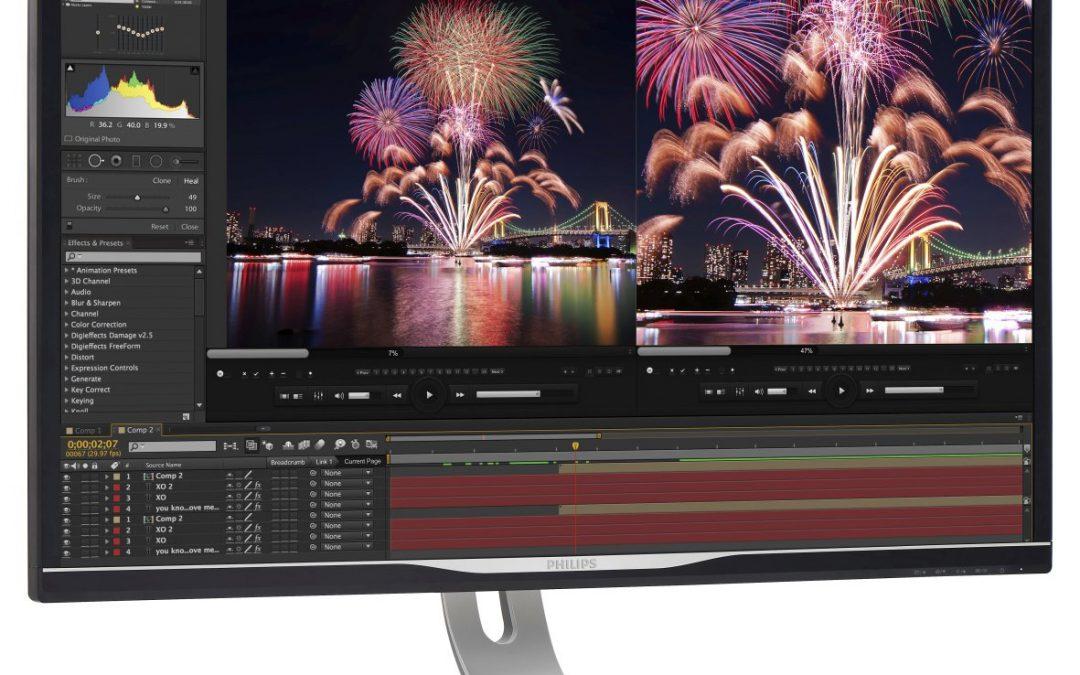 """Направете """"новата работна година"""" по-продуктивна от всякога с мониторите Philips"""