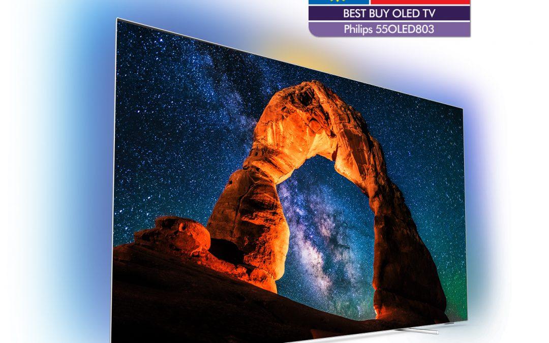 OLED телевизорите Philips спечелиха две престижни награди EISA