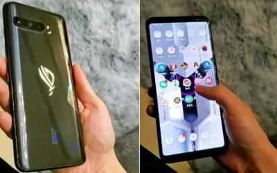 ASUS ROG Phone 3 ще стартира през юли