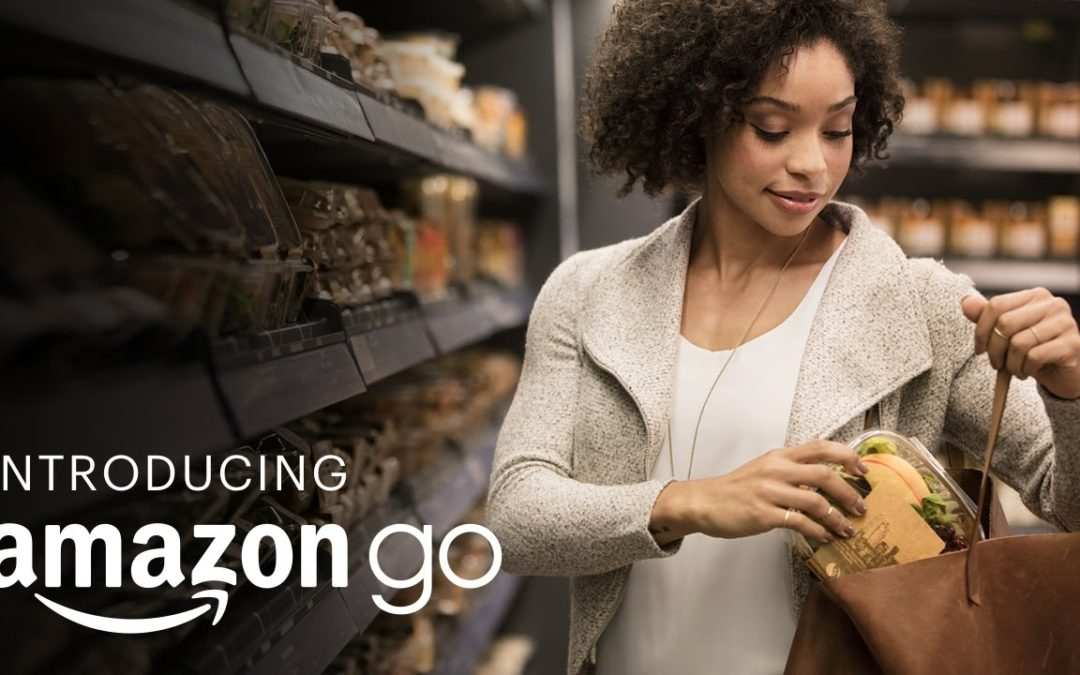 Amazon откри първия си магазин без касиери в Сиатъл