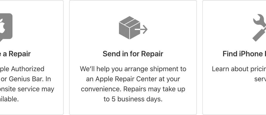 Apple ще ремонтира устройствата си на място, в дома на клиентите