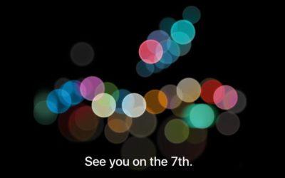 Офциално: Apple разпрати поканите за своето събитие на 7 септември