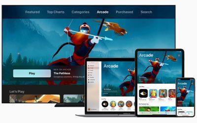Apple Arcade пристига на 19 септември и ще струва 4.99 долара