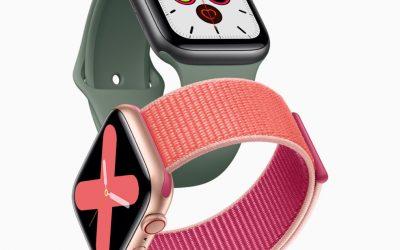 Нов PRODUCT RED Apple Watch може да дебютира през пролетта на 2020 година