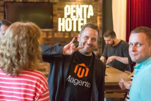 Ben Marks meet Magento