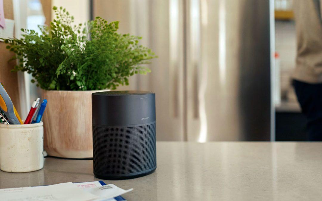 Bose добавя Google Assistant в с своите интелигентни високоговорители