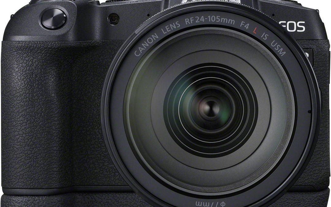 Canon анонсира новия компактен EOS RP с пълноформатен сензор