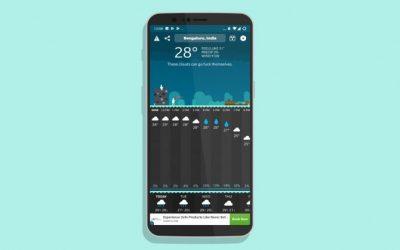 Carrot Weather най-сетне е налично и за Android