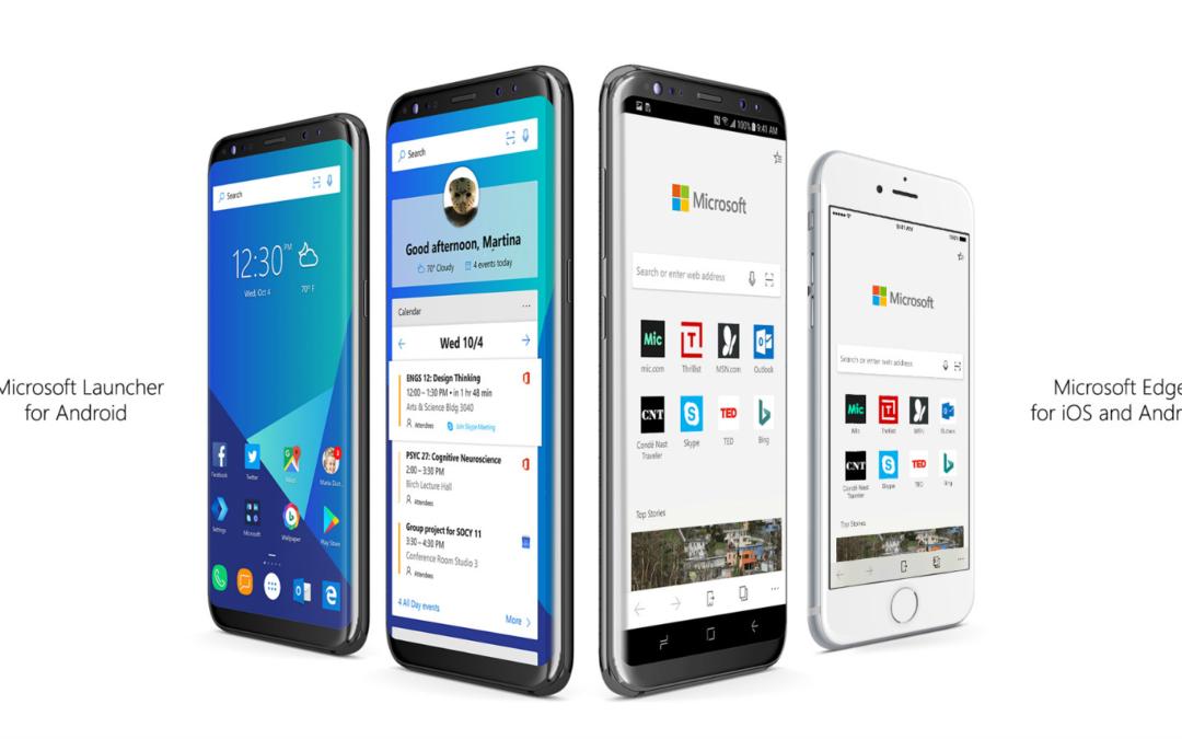 Браузърът Edge на Microsoft си проправя път към Android и iOS