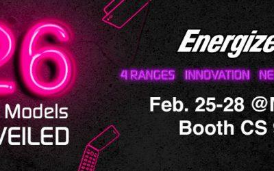 Energizer ще представи сгъваем смартфон на MWC 2019