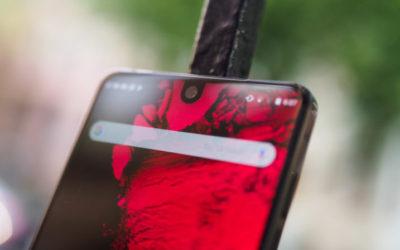 Android P ще поддържа изрязани дисплеи подобни на този на iPhone X