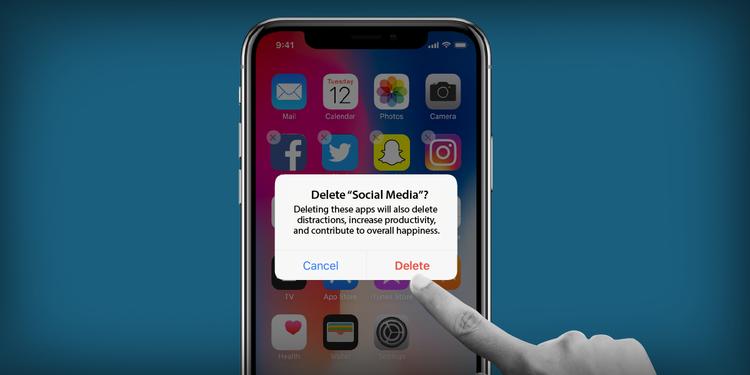 Все повече потребители изтриват Facebook от телефоните си