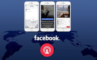 Facebook Live ще получи нова, забавна функция