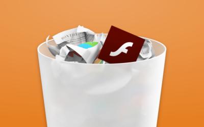 Adobe маха линковете за изтегляне на Flash Player в края на месеца