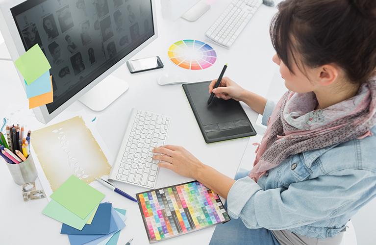 6 предимства на кариера като графичен дизайнер