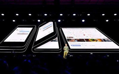 Сгъваемият смартфон на Samsung ще е по-скъп от iPhone Xs