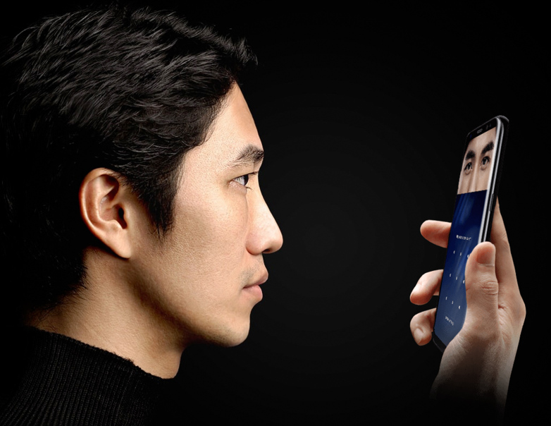 Скенерът на Galaxy S8 може да бъде излъган с хартия и контактни лещи