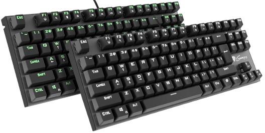 Гемърска клавиатура от Genesis – Thor 300 TKL предназначена за турнири