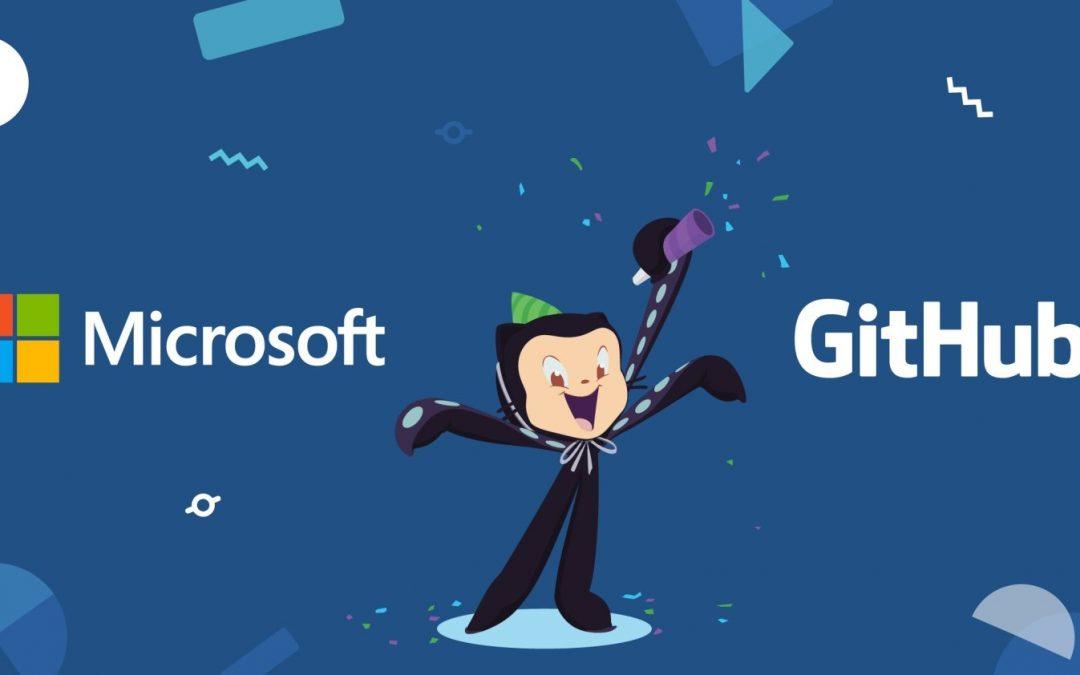 Microsoft вече притежава GitHub