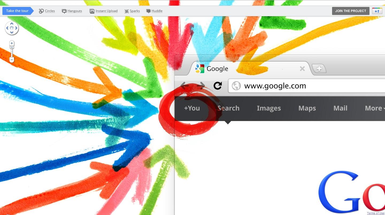 Google+ надмина Twitter в САЩ