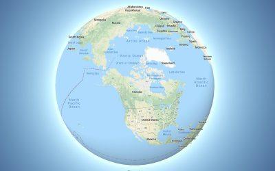 Google Maps вече е Google Globe