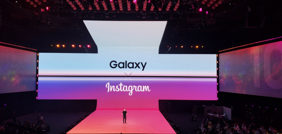 Galaxy S10 има вграден режим Instagram