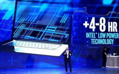 Новата технология на Intel скоро може да означава 28 часа живот на батерията за лаптопите