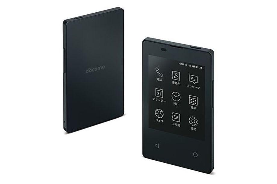 Най-тънкият телефон в света е с размера на визитна картичка