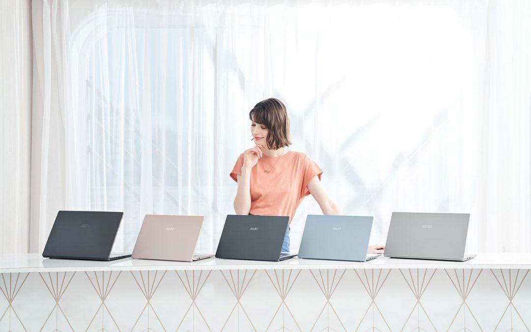 MSI обяви първата си линия от лаптопи Summit и новото си лого