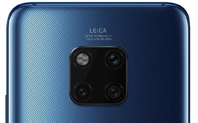 Huawei подготва сгъваем смартфон с четири камери, 10х увеличение и 5G