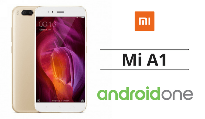 Mi-A1-Android-One