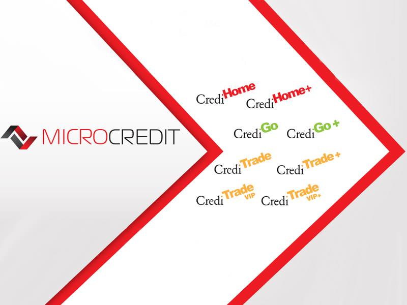 MicroCredit и бързи кредити за дома и бизнеса