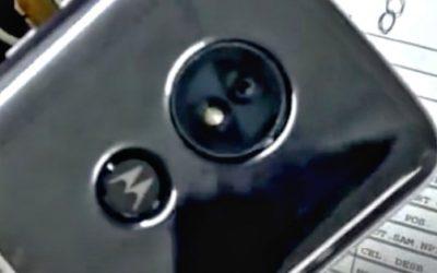 Moto G6 Play се появи във видео