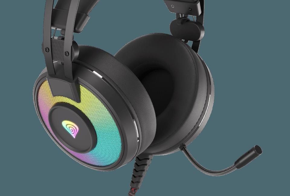 Neon 600 RGB са идеални за геймъри