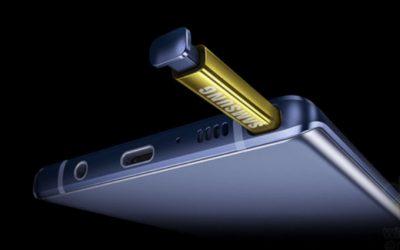 Нови снимки разкриха тайните на S-Pen дни преди премиерата на Note 9