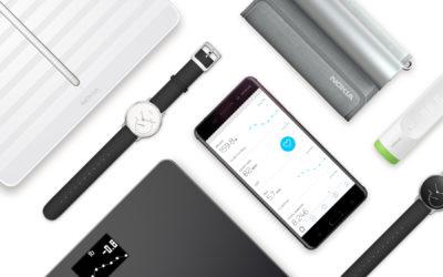 Здравните продукти на Withings вече са с логото на Nokia