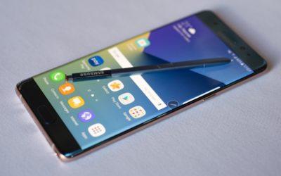 Galaxy Note 7 ще е в продажба от 28 септември