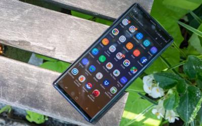Galaxy Note 9 се запали