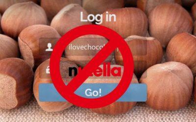 Nutella отбеляза Световния ден на паролите с един от най-лошите съвети за сигурност в историята