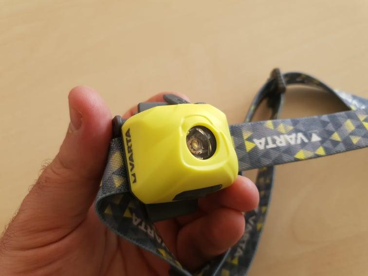 Ревю на челник за спорт на открито VARTA Outdoor Sports Ultralight H30R