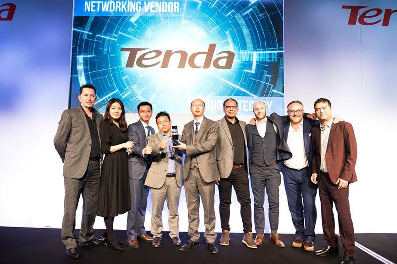 Tenda UK с отличие за иновации и изграждане на пазарен дял