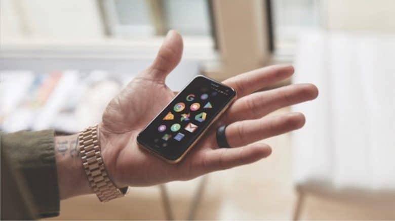 Новият  Palm се надява да стане придружител на iPhone