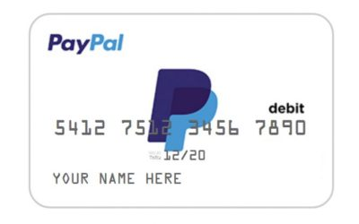 PayPal ще предоставя дебитни карти