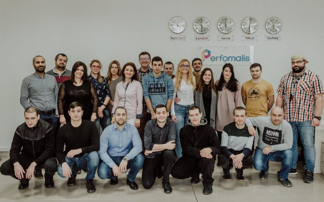 """Международната агенция за дигитален маркетинг Перфомалис става партньор на ВТУ """"Св. Св. Кирил и Методий"""""""